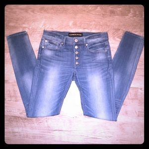 Express Jeans (Button Fly)